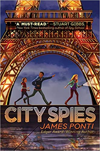Book Review: Cities Spies