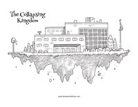 Coloring page from The Collapsing Kingdom