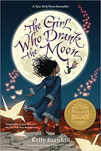 Book Review: The Girl Who Drank the Moon