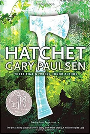 Book Review: Hatchet