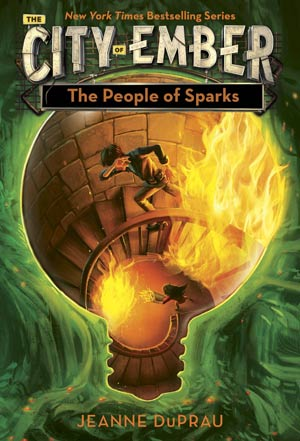 Book Review: The People of Sparks