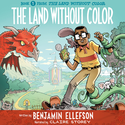 The Land without Color Audiobook Now Available